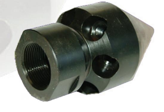 """Picture of 1"""" Tungsten Carbide General Purpose Nozzle"""