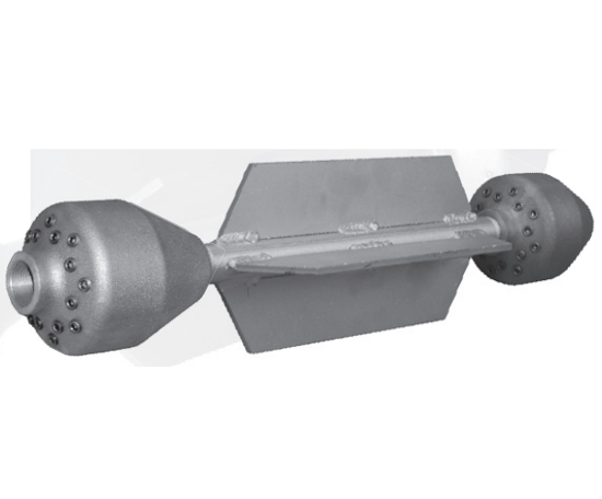 Picture of Tandem Bomb Nozzle