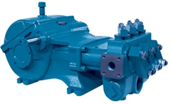 Picture of D65-20 Triplex Pump