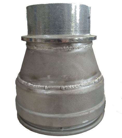 Picture of Bandlock to Bandlock Reducers / Increasers
