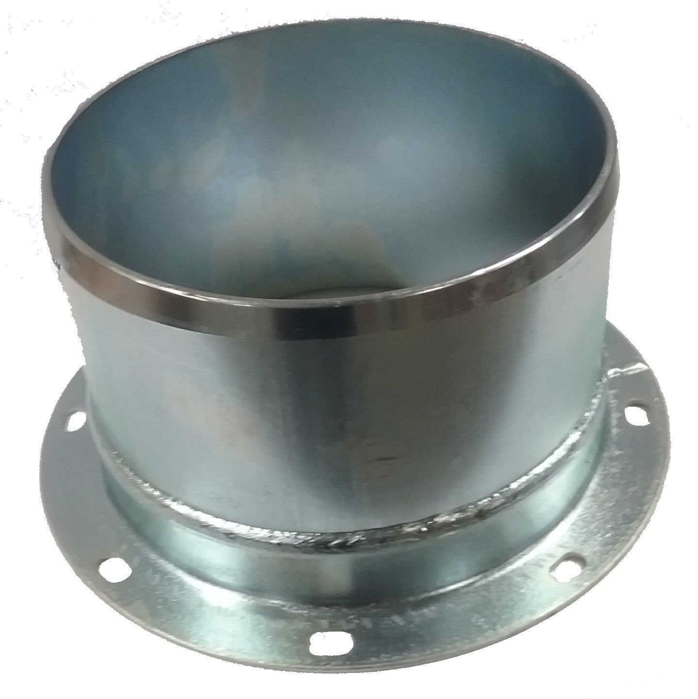 Picture of Flanged Steel Weldment